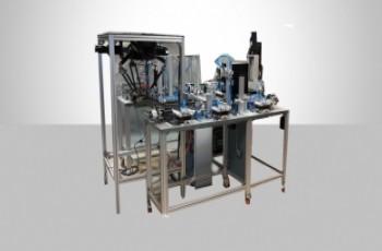 سیستم رباتیک هوشمند QV-MEC-08B