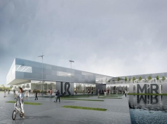 افتتاح بزرگترین قطب ربات های همکار در دانمارک
