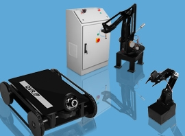 Industrial robots & FMS