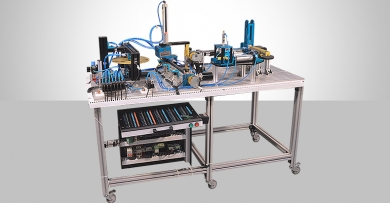 Mechatronics training set (5 stations)