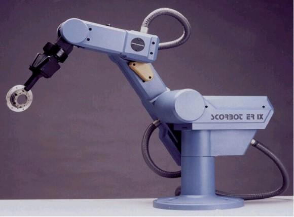 معرفی ربات SCORBOT-ER 9