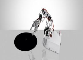 ست آموزشی ربات بازو
